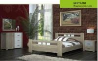 Бергамо кровать 1600х2000