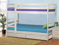 Кровать двухъярусная массив (Боровичи)