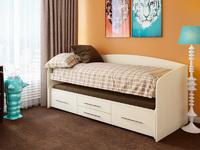 Кровать двухярусная Адель-5 (Олмеко)