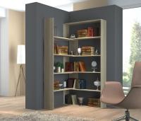 Стеллаж раздвижной (НК-мебель)